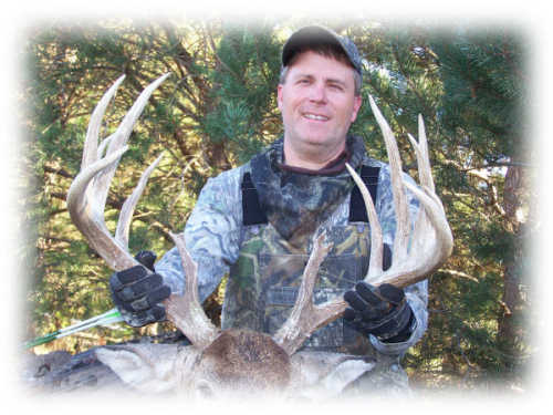 Kansas deer hunting guides - Flint Hills Adventures